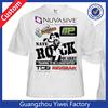 Wholesale White Advertising T Shirt Wholesale Promotional Tee Shirts