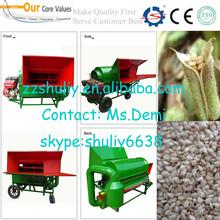 Profesional durable automática de arroz trilladora de sésamo de la trilladora / frijol trilladora