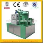 High efficency automatic backwashing waste oil to diesel fuel refinery