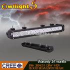 Super bright single bar 4x4 led light bar ,120w led off road driving light bar , led light bar for 4x4 accessories