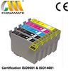 Compatible Inkjet Cartridge for EPS T1671BK T1661-T1664BK/C/M/Y