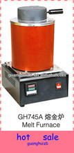 jewelry casting machine melting furnace