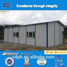 Low cost quick build labor quarters