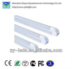 led bay ztl golden supplier ,high brightness 100lm/w 900mm led tube light with Color Rendering Index of 85Ra
