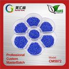 quick color blue masterbatch pigment master batch
