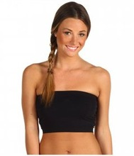 hot strapless yoga bra