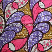 wholesale ghana Kente fabric ghana kente cloth for real Wax Print 6 Yards