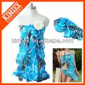 Muito grande quantidade personalizados impresso sarongues