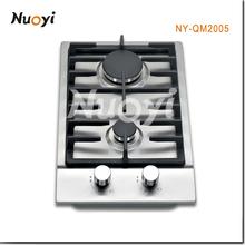 Newest design! Jordan build in big burner with 3 nozzles gas cooker