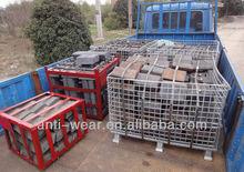 Pearlitic Chrome Molybdenum Alloy Steel Casting Parts