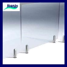 plexiglass glass deck railing