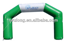 Good quality inflatable arch for advertising