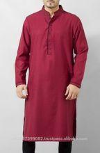 high quality mens plain kurtas