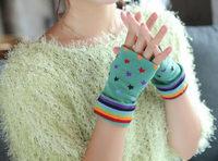 half finger gloves knitting pattern,white knitted hat gloves and scarf set