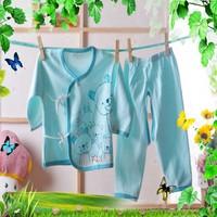 Wholesale New Arrival newborn thermal underwear Cotton High Quality kids warm underwear set/infant thermal underwear set