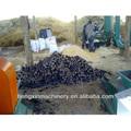 precio razonable del carbón de leña de la biomasa de briquetas de aserrín de prensa de registro