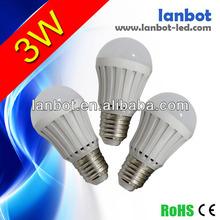 hot ! 3w/5W/7W/9W12W led E26/E27/B22 E14/e17/e10 bulb,Factory Price 3w school led bulb light
