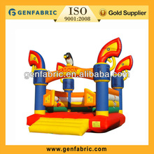 High quality and professional bouncer,inflatable fire truck bouncer