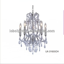 Modern classic crystal ceiling lighting big crystal chandelier light