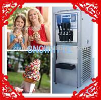 Soft ice cream machine /Frozen yogurt machine240(CE)240A(ETL)/Popular mochi ice cream machine for ice cream manufacturer
