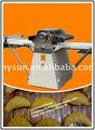 Máquina da padaria laminadora pastelaria/laminadora de massa de pão croissant