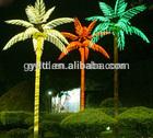 led palm coconut tree christmas light