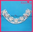 Hot ,flower neckline ruched wedding dress collar WLS-323