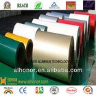 color coated aluminium coil -honor aluminium
