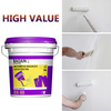 All purpose odourless acrylic emulsion paint