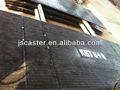 suministro directo de fábrica de carburo de cromo overlat de salida de aire placa de desgaste