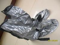 a durable removable flexible shoe cover