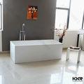 Bagno funiture, vasche da bagno di piccole dimensioni, superficie solida vasche vendita con uno sconto