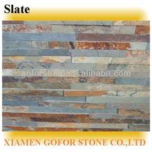 rusty slate cultured stone tile