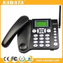 CDMA 850/1900MHz universal wireless telephone with sim card