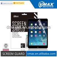 Matte screen protector for 7 inch tablet / iPad mini 2 screen protector oem/odm (Anti-Glare)