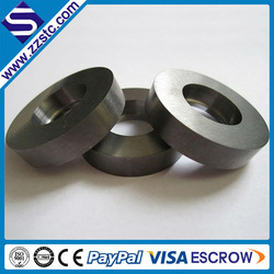 Tungsten cemented carbide ring