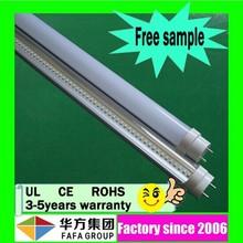 Free Sample!!!2014 new tube factory 120cm t8 led lighting tube 18w