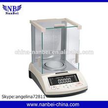 Lab use high sensitive digital spring balance with LCD screen