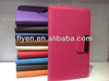 "High Quality Flip PU Leather 360 Rotation Case for Samsung Galaxy Tab 3 8.0"" SM-T310 T311 T315 Canvas Style Pen Slot Holder"