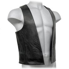 Leather Fashion Vests for Men