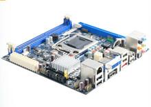 mini itx Intel desktop Board DH57JG LGA1156 support processor core i3/i5 HDMI,full 1080p display, DVI-I for HTPC