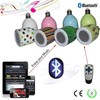 mini audio bluetooth speaker/2013 new mini bluetooth speaker/led light bluetooth speaker with remote control