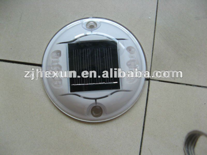 CE SAMPLE FREE Solar LED marker road stud
