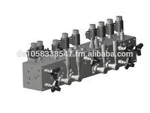 hydraulic control blocks
