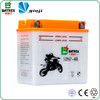 12V 7Ah High Performance Motorcycle Lead Acid Battery/Parts Motorcycle CG150