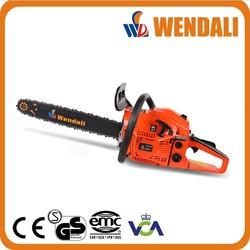 High quality gasoline chain saw 5800/xle-5200 chain saw/mini band saw