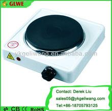 portable single burner electric hot plate target