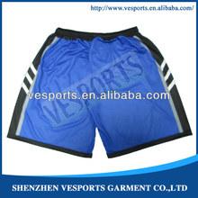 good price wholesale custom blank basketball shorts