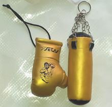 punch bag Key chain