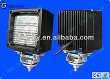 Square led worklamp/ LED Work Light 27W 10-30V/DC for forklift/truck/fire engine
